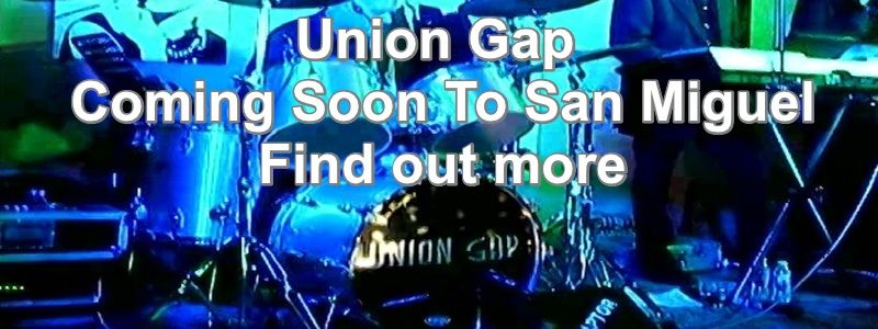 Union Gap Coming Soon